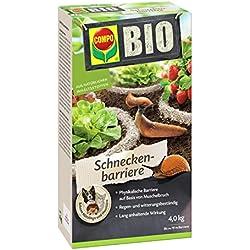Compo Anti-limaces Granulés à épandre 4 kg (Bio) Weiß
