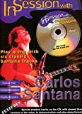 In Session with Carlos Santana: (Guitar Tab) (Faber Edition: in Session)