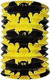Laterne Lampion FLEDERMAUS 16cm Durchmesser schwer entflammbar