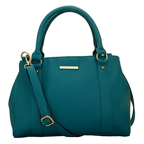 Lapis O Lupo Women's Handbag (Tourquise,Llhb0013Tq)