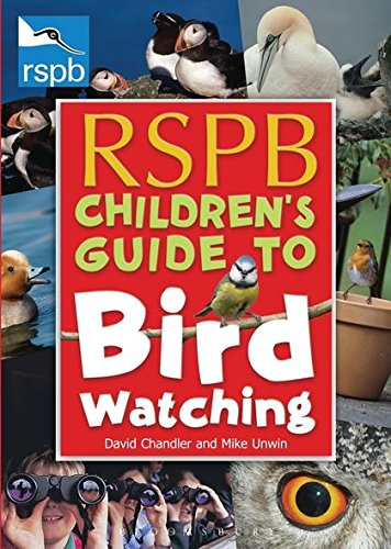 RSPB Children's Guide to Birdwatching (Rspb)