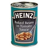 Heinz - Frijoles En Salsa De Tomate 3X415G - Beans In Tomato Sauce 3X415G - Precio Por Unidad - Entrega Rápida