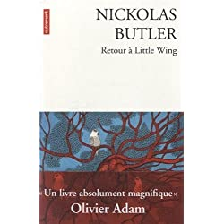 Retour à Little Wing de Butler, Nickolas (2014) Broché