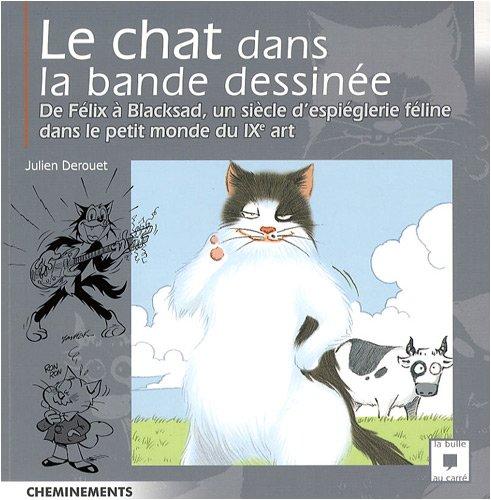 Chat Dans la BD (le)