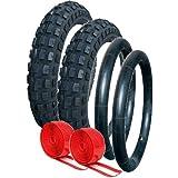 Quinny Buzz protección antipinchazos neumático y tubo Set rodamiento Off Road