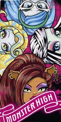 Telo Mare e Bagno Monster High
