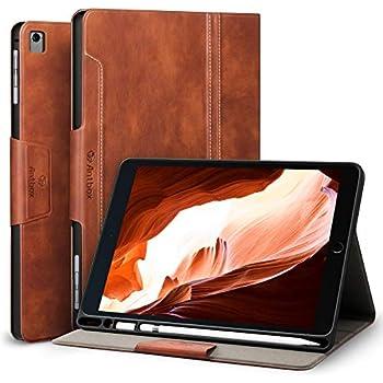 ,Braun allgewaltige Tasche f/ür iPad Pro 9.7 Zoll FYY iPad Pro 9.7 H/ülle,Echtes Leder H/ülle 2016 Edition