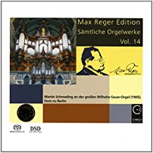 Reger: Complete Organ Works Vo [Import anglais]