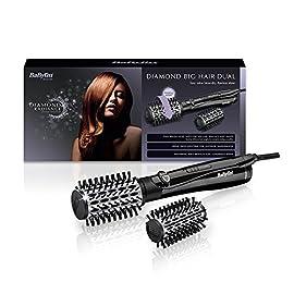 babyliss diamond - 51mIxzLxCEL - Babyliss Diamond Big Hair Dual Replacement Brush Head – 50 and 42 mm