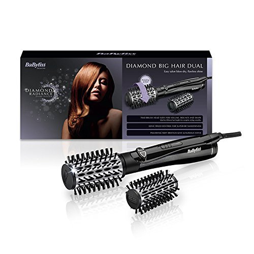 babyliss diamond - 51mIxzLxCEL - BaByliss Diamond Big Hair Dual 50mm + 42mm