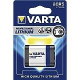 Varta 2CR5 Litio 6V batería no-recargable - Pilas (Litio, 6 V, 1600 mAh, 17 mm, 34 mm, 45 mm)