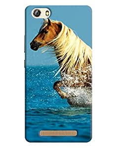 Back Cover for Gionee Marathon M5 Lite