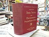 Deux Sèvres Dictionnaire biographique et album
