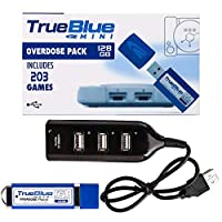 12che True Blue Mini Overdose Pack for PlayStation Classic - 128GB