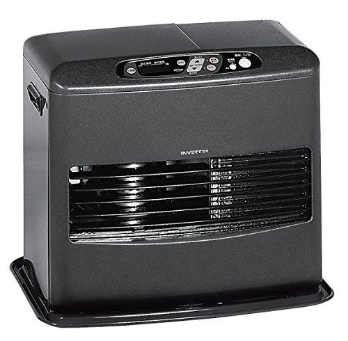 Inverter 123871 Poêle à Pétrole Electronique, 3200 W, Noir