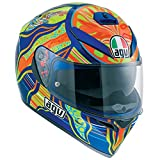 AGV Helmets K-3 Sv E2205 Top Plk Five Continents, ML