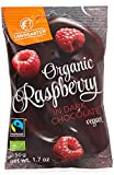 Landgarten Raspberry In Dark Chocolate, 50 g