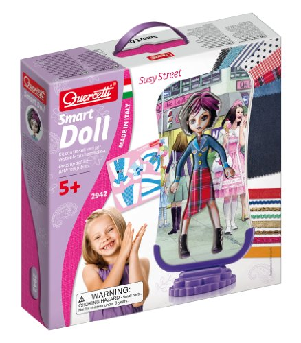 Quercetti 2942 Smart Doll Susy Street (Smart Doll)