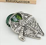 Abridor de botellas Star Wars Millenium Falcon Replica Abridor de Botella 2016 Hot Sale