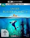 """UNSER BLAUER PLANET II - Die komplette ungeschnittene Serie zur ARD-Reihe """"Der blaue Planet""""  (3 Blu-ray-4K Ultra HD + 3 Blu-ray-2D) -"""