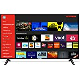 Telefunken 140 cm (55 Inches) 4K Ultra HD Smart LED TV TFK55KS (Black) (2019 Model) |With Quantum Luminit Technology