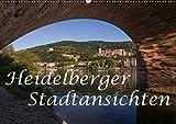 Heidelberger Stadtansichten (Wandkalender 2018 DIN A2 quer): Bilderreise durch die romantische Stadt am Neckar (Monatskalender, 14 Seiten ) (CALVENDO Orte) [Kalender] [Apr 01, 2017] Matthies, Axel