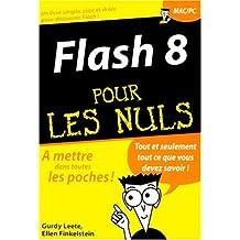 Flash 8 Pour les Nuls