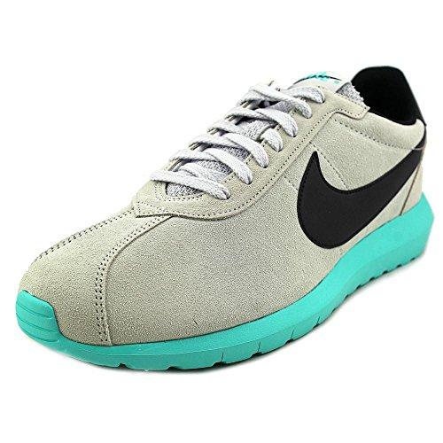 NikeRoshe LD-1000 QS - Scarpe Running Uomo , multicolore (Silber / Schwarz / Blau (Pure Platinum / Schwarz-CLYPS-VLT)), 44 EU