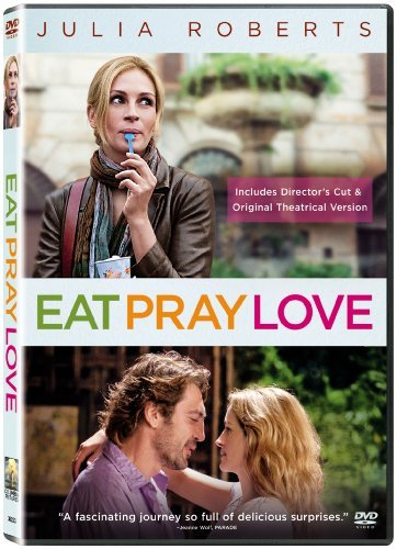 Eat Pray Love by Julia Roberts