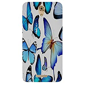 MJR Printed Back Cover for Coolpad Note 3