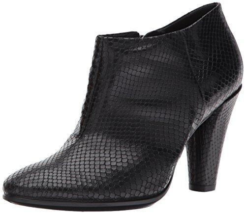 Ecco Damen Shape 75 Round Elegant Stiefel, Schwarz (Black), 39 EU