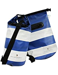 Impermeable Bolsa de playa, color dry bag–Bolsa para playa–Bolsa de barcos aspecto náutico elegante–Bolsa de Sup–Remo Bag–Bolsa de Pesca Bolsa de esquí–Bolsa de kayak