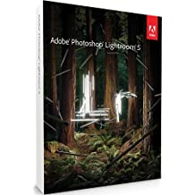 Adobe Photoshop Lightroom 5 - Autoedición (ENG, Caja, Full, 2048 MB, 2048 MB, Intel Pentium 4, AMD Athlon 64)