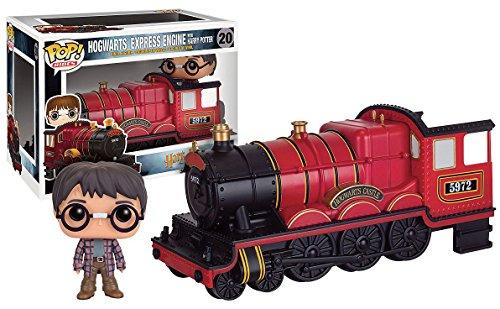 Funko Pop tren Hogwarts Express (Harry Potter 20) Funko Pop Harry Potter