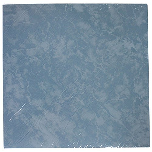 28-x-vinyl-floor-tiles-self-adhesive-kitchen-bathroom-sticky-brand-new-plain-blue-marble-196