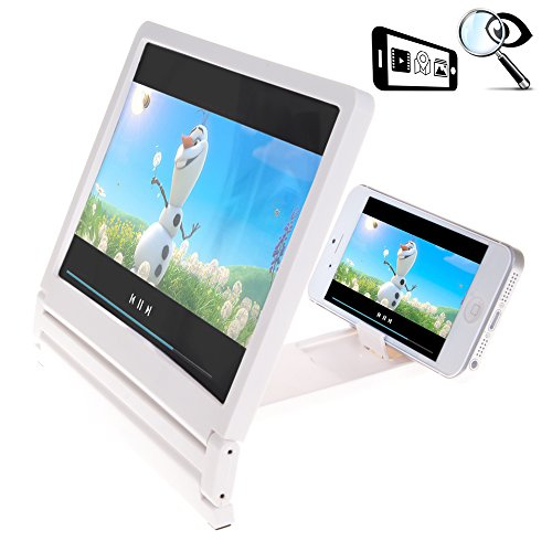 f55be58be0b Silica dmk140white – Large Mobile Phone LCD LED Screen Magnifier Bracket
