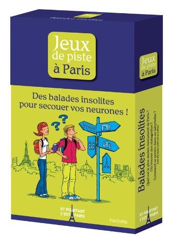 Jeux de piste à Paris : Balades insolites par Virginie Saunier, Joseph Leblanc-Morel