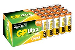 by GP Batteries(735)Buy new: £13.99£9.994 used & newfrom£9.99