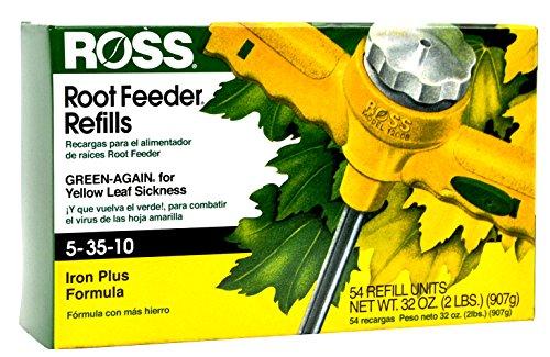 Ross Green Again/Iron Formula Root Feeder Refills 54-Pack 14840 - Root Feeder