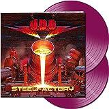Steelfactory (Gtf.Clear Violett 2 Vinyl) [Vinyl LP]