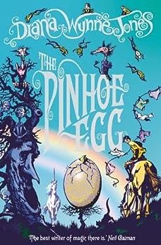 The Pinhoe Egg (The Chrestomanci Series, Book 7) by [Jones, Diana Wynne]