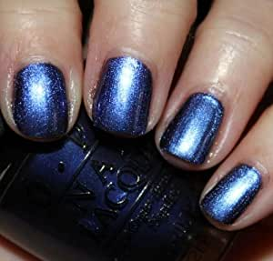 OPI Nail Lacquer Limited Edition The Spider Man Collection - Into The Night