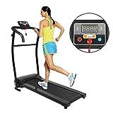 Mini Tapis de Course Electrique Pliant Fitness Machine à courir Domicile Gymnase Bureau