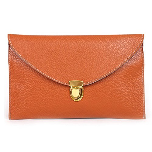 YYW Evening Bag, Poschette giorno donna Orange