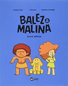 "Afficher ""Balez & Malina n° 2<br /> Secret défense"""