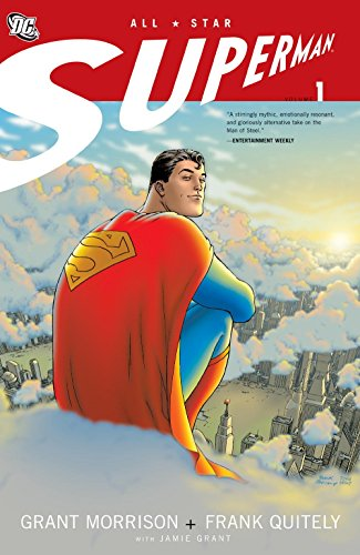 All Star Superman TP Vol 01 (All Star Superman (Quality Paper)) by Frank Quitely (Artist), Grant Morrison (29-Aug-2008) Paperback