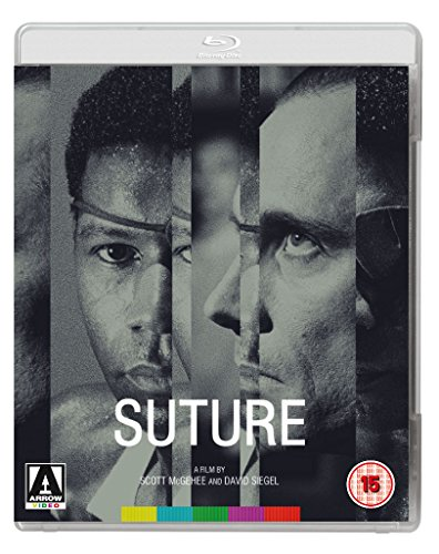 Suture Blu-Ray + DVD [Region A & B] [UK Import] -
