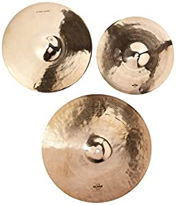 Wuhan Wutbsu Western Style de cymbales avec sac à cymbale