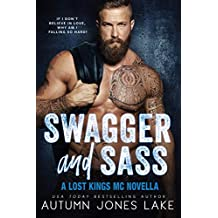 Swagger and Sass: A Lost Kings MC Novella (English Edition)