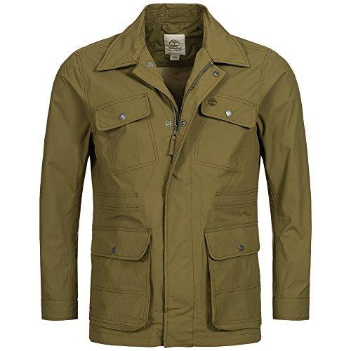 Timberland Mount Webster Waterproof Field Jacket Herren Jacke A135Z-327 (Field Jacket Kapuze Mit)